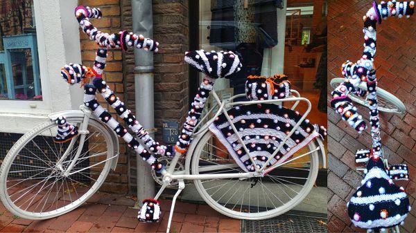 Unser Fahrrad